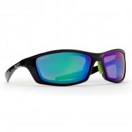 Demon Aspen Outdoor solbriller, sort/grøn