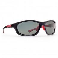 Demon Light solbriller, Mat sort/polariseret