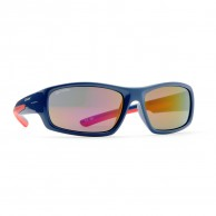 Demon Kid 6,Junior, solbriller til børn, Blue / Smoke