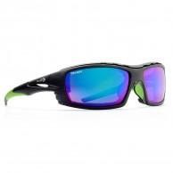 Demon Outdoor sportssolbriller, sort