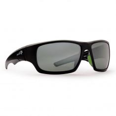 Demon Bowl solbriller, sort polariserede