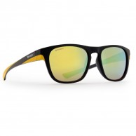 Demon Trend sportssolbriller, sort/gul