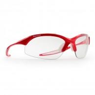 Demon 832 Photochromatic solbrille, rød/smoke