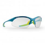 Demon 832 Photochromatic solbrille, carbon blå/smoke