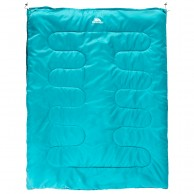 Trespass Catnap dobbelt sovepose, 180 cm, turkis