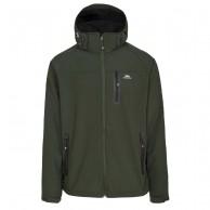 Trespass Accelerator II, softshell jakke, mænd, olive