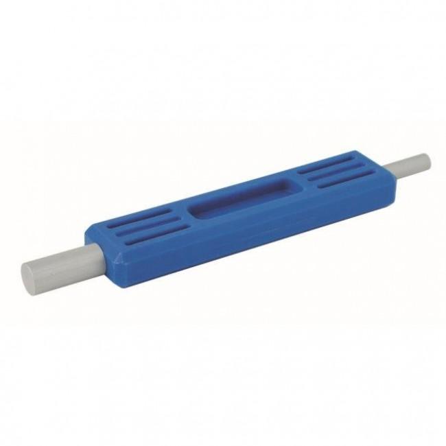 Rilleskraber som er ideel til rengøring af midtersporet af dine langrendsski. Specifikationer og featuresVægt 41 gram
