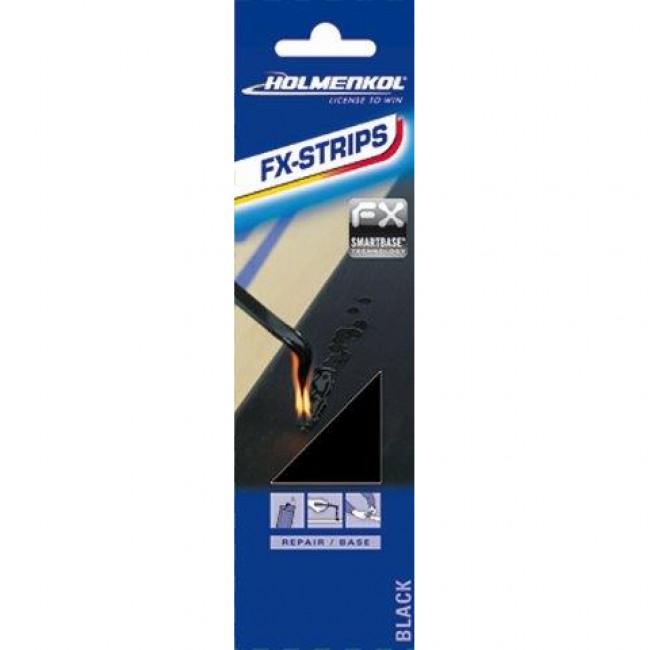 Polyetylen stænger som bruges til at reparere huller/stenslag i skiens sål.Stængerne er nemme at anvende, tænd et lys, dryp voksen på og færdig. Specifikationer og features5 stifterVægt 23 gramKan udfylde 10 rifter