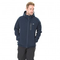 Trespass Accelerator II, softshell jakke, mænd, navy