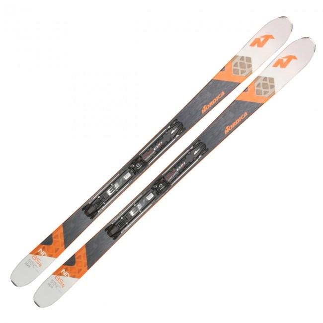Nordicas store satsning på Allmountain scenen, er deres NRGY serie, som er blevet den kæmpe succes man havde håbet på. Kombinationen af en stabil letvægts ski og allmountain rocker og sidecut, har taget alle med storm.Dette er skien til alle der vil lege på hele bjerget. Oplev powder-skiens fordele i off-pisten sammen med en forbavsende stabilitet og kantgreb på pisten. Med 85mm unden foden er det den perfekte balance mellem Nordicas NRGY 80 og NRGY 90. Denne ski passer bedst til personen der bruger det meste af tiden på pisten, men som stadig af og til nyder at køre i uberørt frisk sne, som er faldet over natten. En rigtig sjov ski, som man virkelig kan give den gas på.Alt dette er opnået ved at revolutionere hele konstruktionen på skien med fuld sandwich, Balsa wood core og en udstanset i-core titanal plade gennem hele skien.Specifikationer og featuresHerre/unisex Allmountain ski.Niveau. Fra let øvet til øvet.Sidecut: 121-85-105Svingradius: 19,5 meter (v. 177 cm).Binding: P.R EvoInkl