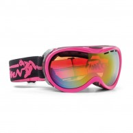 Demon Bubble skigoggle OTG, fucsia