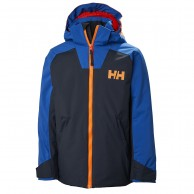 Helly Hansen Twister skijakke, junior, navy
