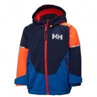 Helly Hansen Rider Ins jakke, barn, evening blue