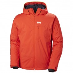 Helly Hansen Double Diamond skijakke, herre, grenadine