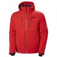 Helly Hansen Alpha 3.0 skijakke, herre, rød