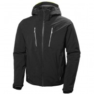Helly Hansen Alpha 3.0 skijakke, herre, sort