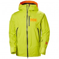 Helly Hansen Sogn Shell Jacket, herre, sweet lime
