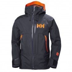 Helly Hansen Sogn Shell Jacket, herre, graphite blue