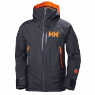 Helly Hansen Sogn Shell Jacket, herre, graphite blue
