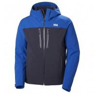 Helly Hansen Signal skijakke, herre, graphite blue