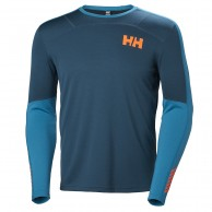 Helly Hansen Lifa Active Crew, herre, dark teal