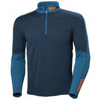 Helly Hansen Lifa Active 1/2 Zip, herre, dark teal
