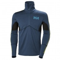 Helly Hansen Lifa Merino Hybrid Top, herre, dark teal