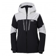 Helly Hansen W Motionista skijakke, dame, sort