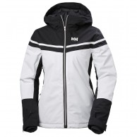 Helly Hansen W Belle 2.0 skijakke, dame, sort