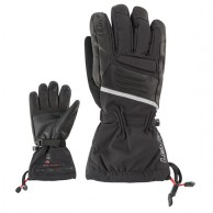 Lenz Heat Gloves 4.0, startersæt, herre, black