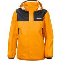 Didriksons Vivid Boy's Jacket, junior, orange