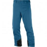 Salomon Icemania skibukser, herre, moroccan blue