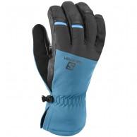 Salomon Propeller Dry skihandske, moroccan blue/black