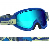 Salomon Juke goggles, blue pop