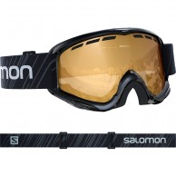 Salomon Juke Access skibriller, sort