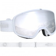Salomon Four Seven, goggles, white