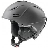 Uvex p1us 2.0 skihjelm, gun met mat