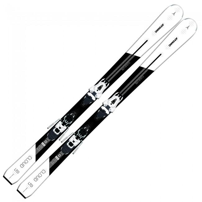 Atomic Cloud LTD er en all-mountain ski, som er perfekt til kvinder, som er let øvede eller øvede skiløbere, der gerne vil have en letkørt ski, de kan cruise pister på i alle hastigheder.Skien har sidewall, hvilket gør, at skien giver godt igen i svingene, mens rockeren i forenden af skien gør det meget nemt at svinge på skien.Specifikationer og features:Full sidewallSidecut: 120/73/101 mm (Længde: 157 cm)Venderadius: 13,4 m (Længde: 157 cm)Densolite-kerneBinding: FT 11 AW - kompatibel med skistøvler med GripWalkOBS Levering:- Skiene sendes med GLS, hvilket tager 1-3 hverdage. Vær opmærksom på, at