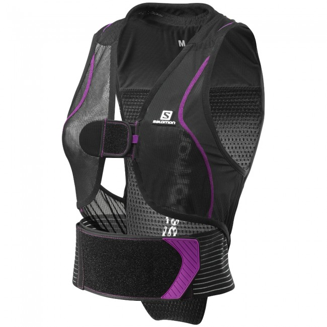 Fleksibelt rygskjold designet til sport og med stor bevægelsesfrihed. Rygskjoldet er lavet med et Motion fit design, der gør det så behageligt, at du næsten glemmer at du har det på. Med flexcell kan du beskytte dig selv, uden at gå på kompromis med bevægelighed og komfort. Rygskjoldet lukkes ved bryst og talje med et justerbart velcrobælte.Specifikationer:Åndbart Thermo Control systemMotion fit teknologiJusterbart bælte med velcroLet aftagelig og vaskbar vestDesignet til kvinderStørrelse:XS - højde 156 - 161 cmS - højde 161 - 166 cmM - højde 166 - 170 cmL - højde 170 - 175 cm