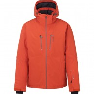 Tenson Yanis skijakke, herre, orange