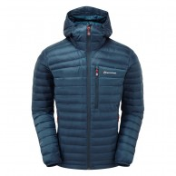 Montane Featherlite Down Jacket, herre, narwhal blue