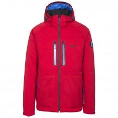 Trespass Allen DLX skijakke, herre, rød