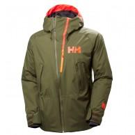 Helly Hansen Nordal skijakke, herre, ivy green