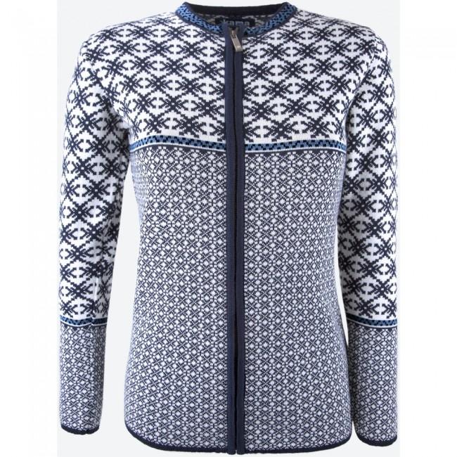 Denne sweater er velegnet til hverdagsbrug på lunere dage, men er også aldeles velegnet som mellemlag på din skiferie. Med 50 % merinould giver den god varme, men du kan også ånde i den hvis det bliver varmere. Specifikationer og featuresFuld længde YKK lynlåsBluesign® certificeretMaterialer50 % Merinould, 50 % Acryl