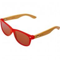 Cairn Hypop solbrille, mat scarlet