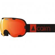 Cairn Spirit, skibriller, mat black orange