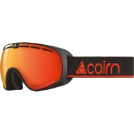 Cairn Spot, OTG skibriller, mat black orange