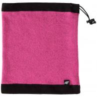 4F Fleece halsedisse/bandana, pink