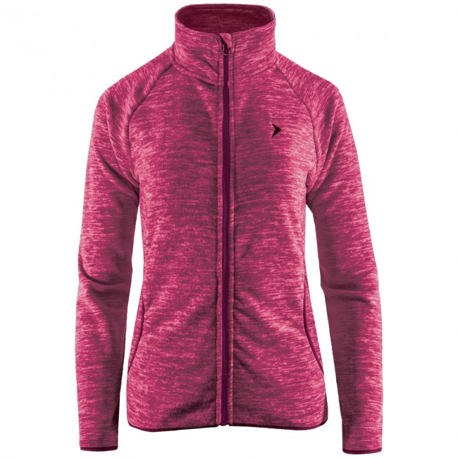 Fleecen er lavet i et blødt materiale, som føles behageligt på kroppen. Modellen kommer i et kraftigt fleecemateriale, som gør den yderst velegnet, som et varmt yderlag på de koldere dage eller aftener over en T-shirt, eller som mellemlag under en jakke. Eksempelvis på skiferien eller efterår/vinter herhjemme.Grundet den høje åndbarhed og det bløde stretch materiale, har fleecejakken en stor bevægelsesfrihed, der gør den anvendelig til aktivt brug. Samtidig er den svedtransporterende så man ikke bliver klam og fugtig.Fleecen har en høj krave, som gør at man er beskyttet mod kulde og vind på koldere dage. Full-Zip lynlåsen som gør jakken let at tage af og på, er beskyttet/forret på indersiden, således at varmen ikke kan forlade kroppen gennem lynlåsen, når den er lukket. Modellen kommer med 2 skrå lommer, som har plads til ting som eksempelvis en mobil.Specifikationer og featuresMateriale: 100 % polyester (Fleece)Fleecetype: 220 gram/kvmLynlås lukningTo lommerRegular fit