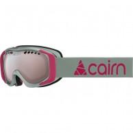 Cairn Booster, skibriller, mat silver